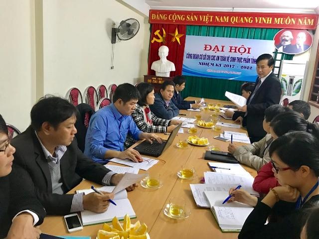 Chi cục ATVSTP Hà Tĩnh