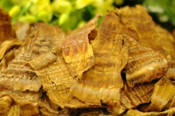 An toàn vệ sinh thực phẩm măng khô