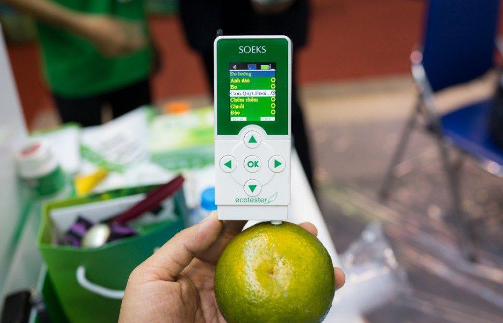 Thiết bị đo lường nitrat đảm bảo an toàn vệ sinh thực phẩm