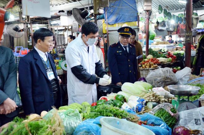 Thực trạng vệ sinh an toàn thực phẩm 2019