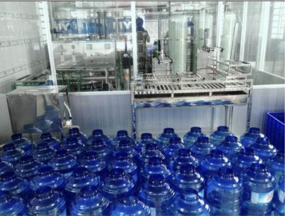 Điều kiện xin giấy phép an toàn thực phẩm sản xuất nước uống