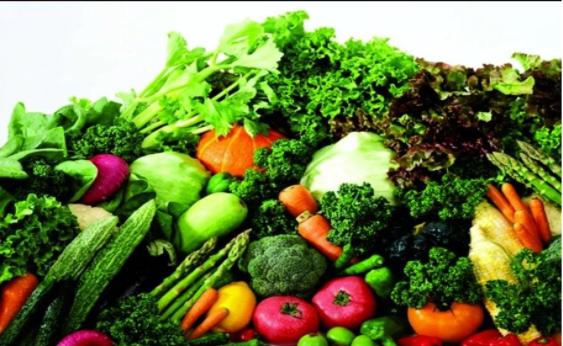 Tiêu chí chọn rau củ quả sạch