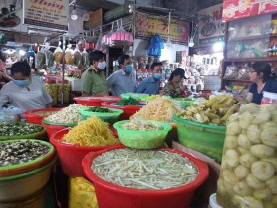 chi cục vệ sinh an toàn thực phẩm Hà Nội